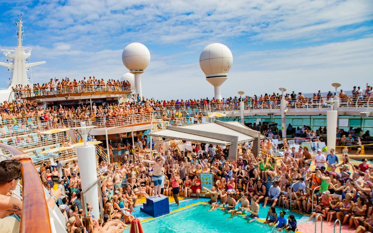 Cuny Spring 2020 Calendar.Pricing College Party Cruise Spring Break 2020